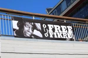 Kampanjen Free Fikru fortsätter oavsett fredagens dom. Nu är måndagen en ny ödesdag för Fikru Maru.
