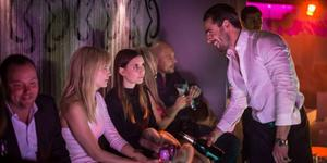 Moa Gammel, Lykke-Li Zachrisson och Ola Rapace spelar mot varandra i nya gangsterdramat