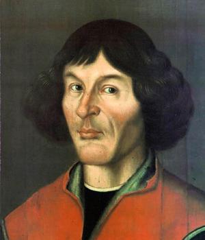 Astronomen Kopernikus bevisade att jorden snurrade runt solen istället för tvärtom.