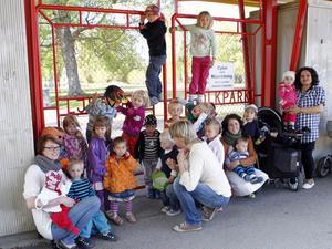 Det är många som vill att Ljusdals folkpark återigen ska bli den levande park den en gång var. De vill också att parken ska vara till för alla, ung som gammal.