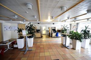 Skattekontoret i Mora, idag bara ett servicekontor.
