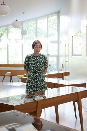 Malin Pettersson Öberg deltar i grupputställningen Kontrasternas volymer på Italienska kulturinstitutet i Stockholm.
