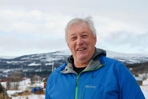 Ulf Wedin har trivts med att jobba på mindre orter där han tycker att han kommer närmare människorna och i arbetet har ynnesten att övervaka naturen ingått.