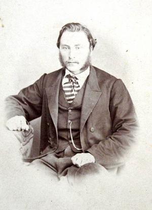 Johan Lindberg (1836–1881).