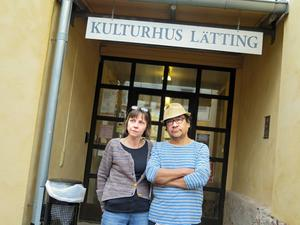 Susanne Ruthström är verksamhetschef.  Julio Ramirez har suttit i styrelsen.