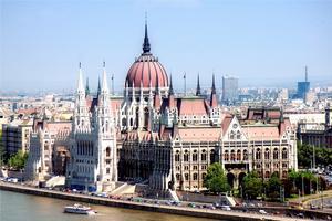 Budapest har utsetts som en av Europas trevligaste städer.