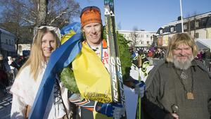 Kalle Gräfnings hoppas på att få kransen på sig även i år, precis som 2008 och 2015.