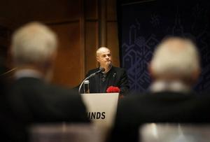Björn Sandal (S) var det som fick svara på flest frågor från allmänheten, som barn- och utbildningsnämndens ordförande.