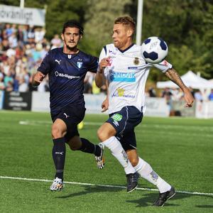 Förra säsongen slutade mötet mellan Gefle och Malmö 0–0 på Strömvallen.