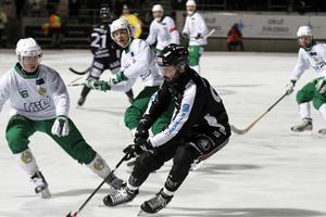 Alan Dzhusoev, bra i Sandviken när laget vann med 5–2.