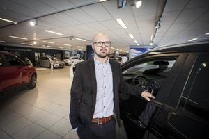 Ulf Rautila är vd och delägare i Northcar. På onsdagen begärdes Northcar i Östersund i konkurs.