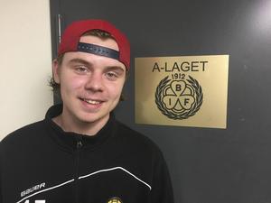 Marcus Ersson flyttas upp till Brynäs A-lag.