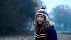 """Den irländska skådespelerskan Saoirse Ronan är bara 14 år men redan mycket rutinerad. Bland annat spelade hon Briony i """"Försoning""""."""