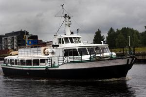 Inställd båttrafik är ett av sparalternativen som tekniska nämnden tagit fram inför nästa år.Foto: Gustav Gräll