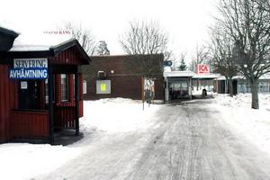 UPPFRÄSCHNING. I visionerna för Söderfors ingår att skapa ett nytt och fräscht centrum med rondell och busshållsplats.