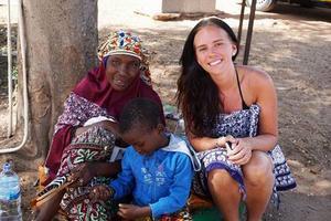 Hur kan folk i Gambia vara så tacksamma trots detta och vi i Sverige så otacksamma? Det frågar sig Nathalie Tegelstam.