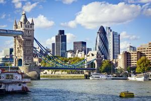 Nu är London rekordpopulärt.