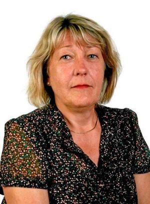 Eija Ahonen-Pettersson.