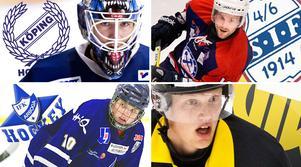 Hockeypuls Västmanland, hockeybevakningen av de fyra västmanländska division 1-lagen.