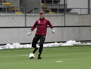 Andreas Andersson kommer att ställas mot sitt gamla lag i genrepet.