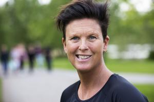 Susanne Wilén Dacke är eldsjälen bakom Glimma.