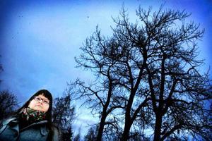 Åsa Olsson vill bli attitydombud och ge kunskap till jämtarna om att psykiskt sjuka inte är farliga på något sätt som många tror. Foto: Henrik Flygare
