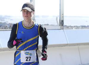 Victoria Borg från Vingåker vann damklassen på 3.50.17.