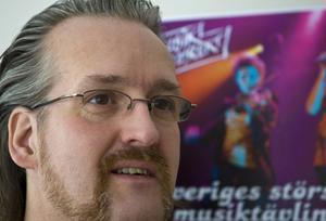 Jörgen Åslund håller som vanligt i Musik Direkt.