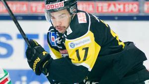 Luca Caputi, svarade för 14+23=37 poäng på 52 matcher för VIK under grundserien och kvalserien.