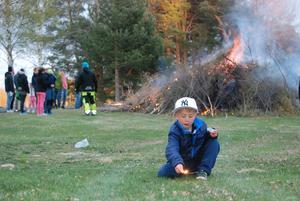 Valborgsmässofirande i Lillahaga