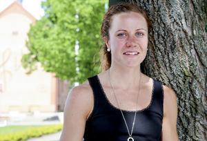 Bollnäs sprintstjärna Malin Ström är tillbaka på allvar efter ett långt uppehåll.