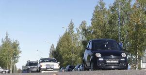 Debatten om mopedbilar fortsätter. Observera att bilden är tagen i ett annat sammanhang.