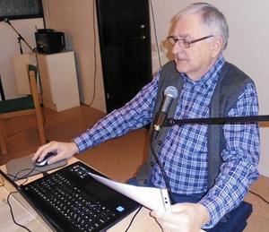 Leif Lindstrand hade satt ihop ett musikfrågeprogram som blev mycket uppskattat vid det senaste SPF-mötet i Mora.
