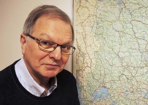 Mångårige medarbetaren och förre enhetschefen Lennart Färje har utsetts till ny tillförordnad regionchef vid Region Dalarna.