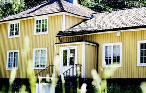 Bruksgården i Sandarne var flera år en central byggnad på orten.