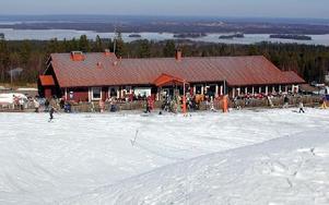 Än är det inte klart när Gesundaberget öppnas. Foto: Sten Widell/Arkiv/DT