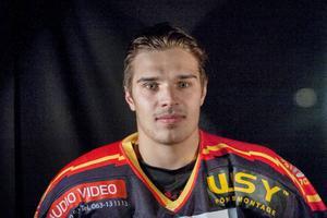 Finske backen Niko Korhonen är ett av Brunflos många nyförvärv inför denna säsong.