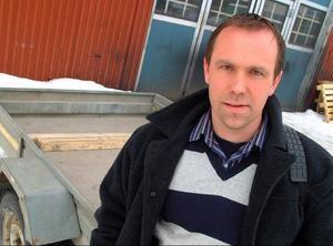 """""""Ytterligare ett års utarrendering kostar kommunen 500000, men det var enda lösningen, säger Ragunda kommuns näringslivsutvecklare Anders Blomberg. Foto: Ingvar Ericsson"""