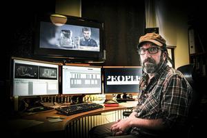 Håkan Karlsson och People in the park jobbar med internationella storfilmer i Lilltjära, Kilafors.