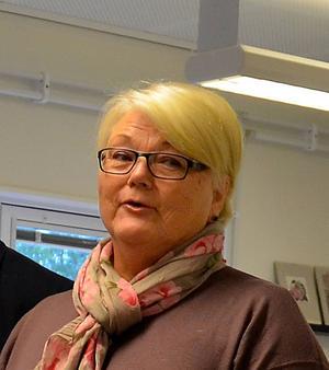 Lisbeth Eklund.