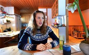 Stora Tunas Tove Alexandersson kunde inte hålla undan för världens genom tidernas bästa damorienterare Simone Niggli när världscupen avgjordes i schweiziska Baden. Foto: Kjell Jansson/arkiv