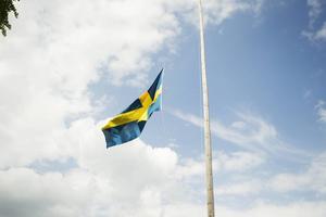 Nationaldagsfirande i Ljusdal.