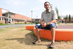 Mikael Öst, 38, ser framemot att axla utmaningen som Arenaskolans nya rektor.