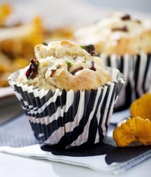 Det har blivit en stor – och god – trend att baka matiga muffins.
