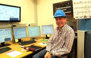 – I månadsskiftet mars/april börjar vi leverera egen el, säger Tomas Andersson