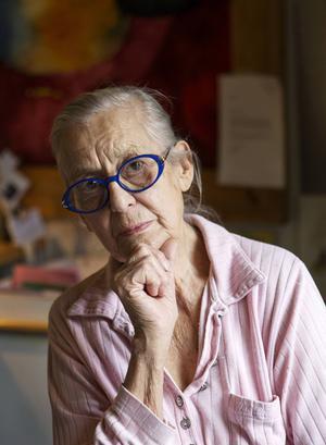 Rosa Taikon bor i Flor, Ytterhogdal, och fyller snart 90 år.