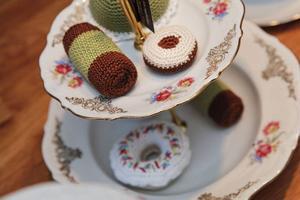 Några av de mest populära sötsakerna är dammsugare, ballerinakex och naturligtvis chokladbollar.