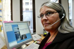 –Jobbet handlar inte bara om kvantitet utan också om kvalitet, säger Åsa Sundström, facklig förtroendevald på CSN i Sundsvall.