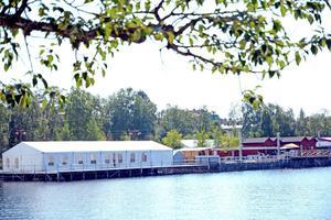 Åtta restauranger har flyttat in i Badhusparken.