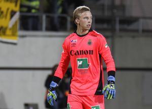 Andreas Andersson i Gefletröjan.